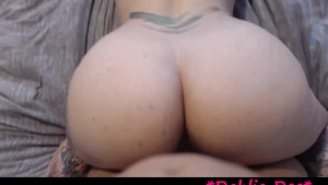 Dahlia Dee Takes it Hard From Behind