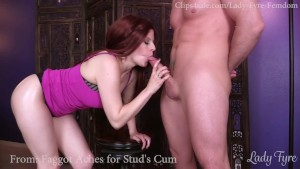 Cuckolding Cheating Wife/ coerced Bi by Lady Fyre
