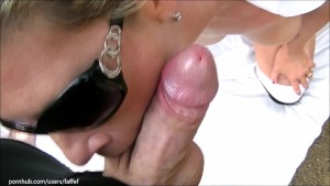 Sexy schoolgirl sucks him dry