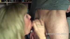 Pornhub Member, Who Happens To Be My Young Neighbour Drops By For A Blowjob