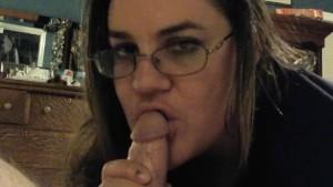 Sexy milf Becky pleasing her man to Flo Rida, pt. 1....