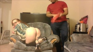 Punishment For A Bad Girl
