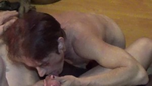 Wife Fuck Husband in Chair