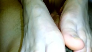 Amateur Homemade Footjob