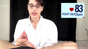 Handjob & Blowjob Heart Rate Monitor Sexperiment