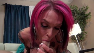 Anna Bell Peaks Epic Blow Job!