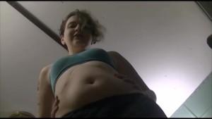Giantess Talks Down to You and Teases You POV