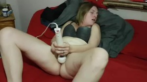 Multiple orgasms She makes herself cum