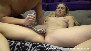 Sex Hack How To: Blended Squirting Orgasms with Toy combo