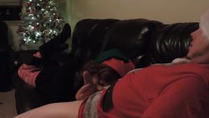 Santa s Naughty Helper