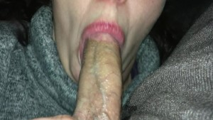 milf gives best head ever while driving freakysamantha