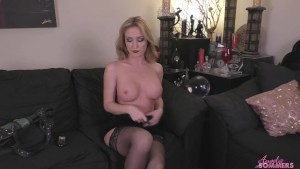 Me masturbating to porn Angela Sommers