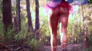 SECRETCRUSH - Sexy Cute Fairy POV Anal Fucked By Stranger In Public Forest!