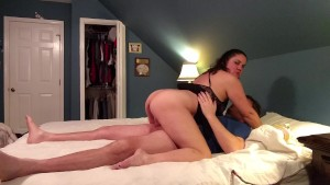 Erotic cowgirl fuck with Becky Tailor...