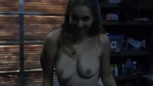 Slow-Mo Titty Shimmy