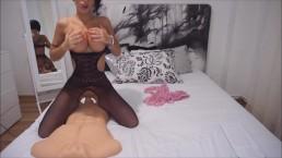 Anisyia Livejasmin Stockings Bodysuit...