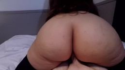 HUGE ASS THICC GIRL...
