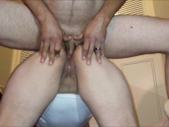 Picture Wife s Virgin Ass Gets Unwanted Double Cream...