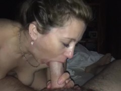 Late night sensual blowjob...